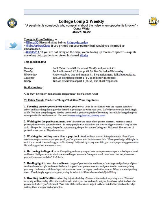 Week 9 syllabus (page 1)