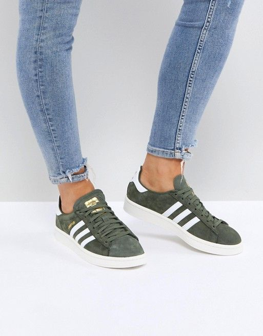 Grau sneakers adidas Campus EL I Kids 33€ | BY9595 | Shooos