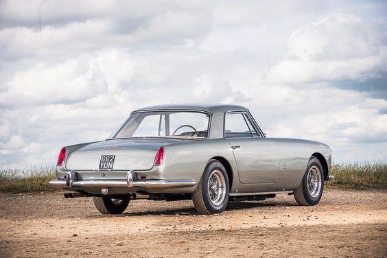 1960 Ferrari 250 GT Pininfarina Series II Coupe 2