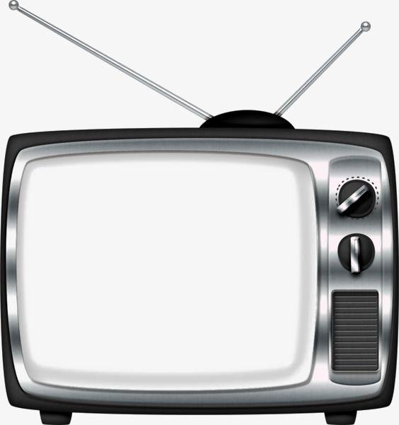 Retro Tv Elementos Deducibles Vintage Tv Kids Scrapbook Girly Scrapbook