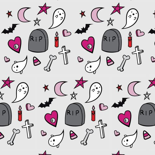 Halloween Pattern Background Tumblr Theprouddaydreamer halloween  And This Is Summerween
