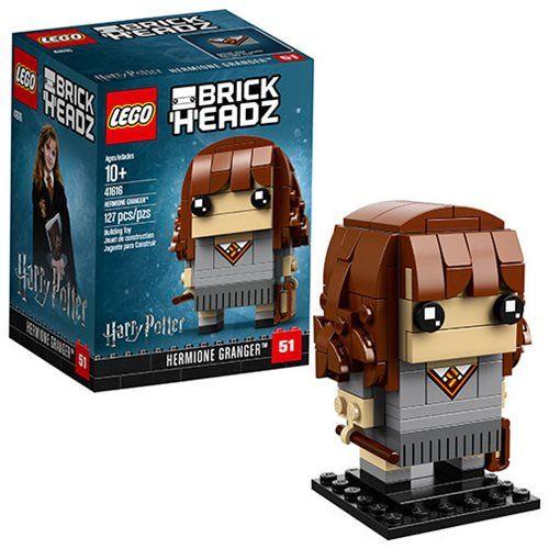 Lego Brickheadz Harry Potter 41616 Hermione Granger Harry Potter Hermione Granger Hermione Granger Hermione