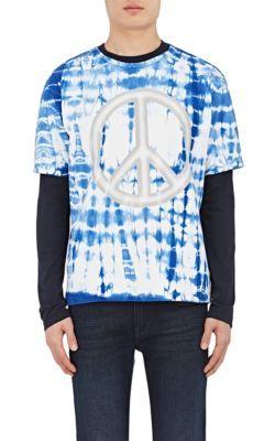 ACNE STUDIOS Niagara Peace Sign Shirt. #acnestudios #cloth #shirt