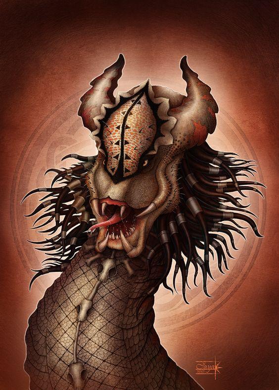 Predator Dragon by Anant-art.deviantart.com on @DeviantArt  #aishwaary #digitalpainting #dnd #dragon #dragonart #fantasyart #illustration #rpggame #tcg #dragonartwork #wowwarcraft #wowworldofwarcraft #dnddungeonsanddragons #mtgmagic #pathfinderrpg #paizopathfinder #tcgillustration