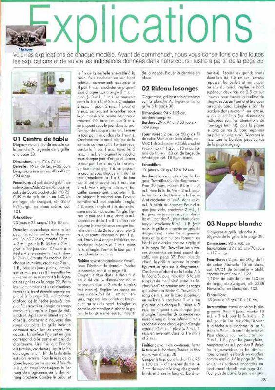 Burda filet № 16 - Nenugnoje - Álbuns Web Picasa
