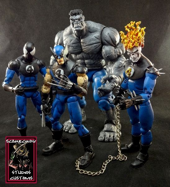 """The """"New"""" Fantastic Four"""