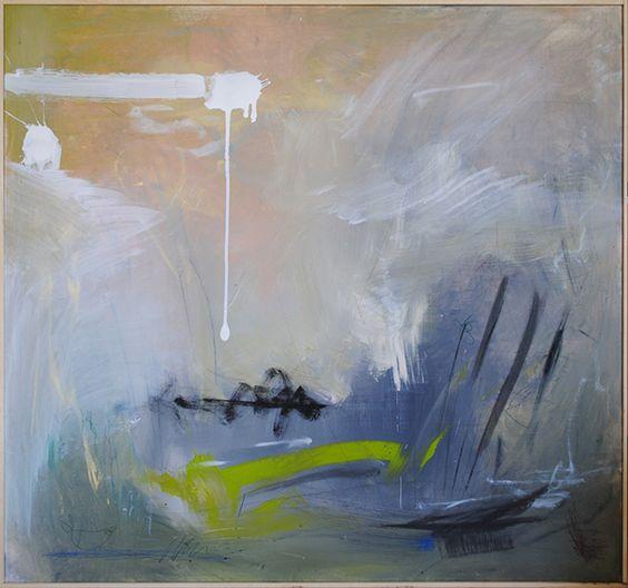New Paintings 2014 by Ian Palmer, via Behance