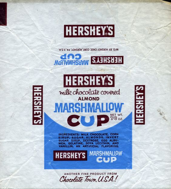Hershey Marshmallow Cup