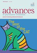 Yakeley, Jessica (2014) 'Psychodynamic psychotherapy has been criticised as being based on outdated principles of psychoanalysis and lacking an adequate evidence base to convincingly demonstrate its efficacy. This article summarises the recent evidence from high-quality outcome studies to show that psychodynamic psychotherapy is as effective in the treatment of a range of mental disorders......Click here:   http://repository.tavistockandportman.ac.uk/871/