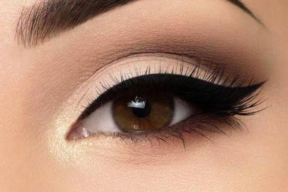 Maquiagem para Formatura com Olho Preto