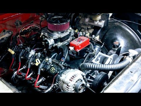 How To Ls Swap 4 8 5 3 6 0 Chevy S10 Gmc Sonoma Blazer Jimmy