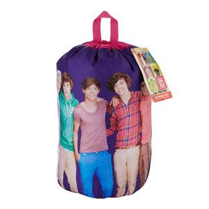 1 Direction Slumber Bag and tents