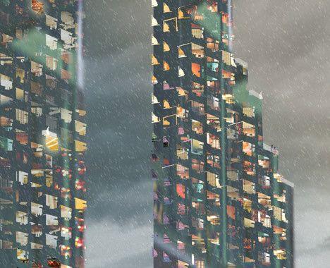 OMA vence concurso para arranhas-céus em Estocolmo,© OMA