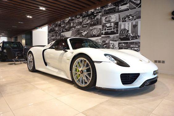 2015 Porsche 918 Spyder Riyadh Saudi Arabia Jamesedition