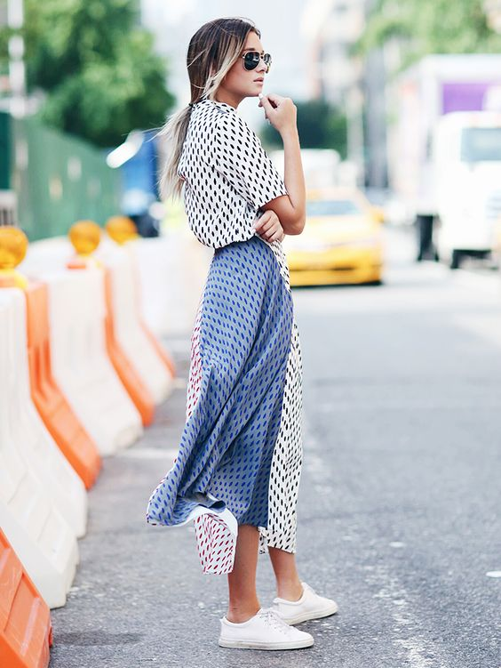 11 Chic and Easy Outfit Ideas for the Fourth of July via @WhoWhatWearUK