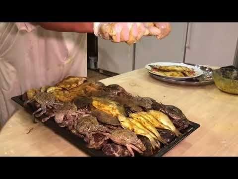 اسامه القصار مظبي سمك مشوي على الحجر في فرن البيت طريقة احترافيه وسهله Youtube Yemeni Food Food Arabic Food