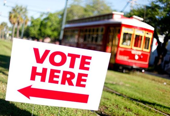 Voting is a great way to take action, but why Tuesday? Weekend voting can work!