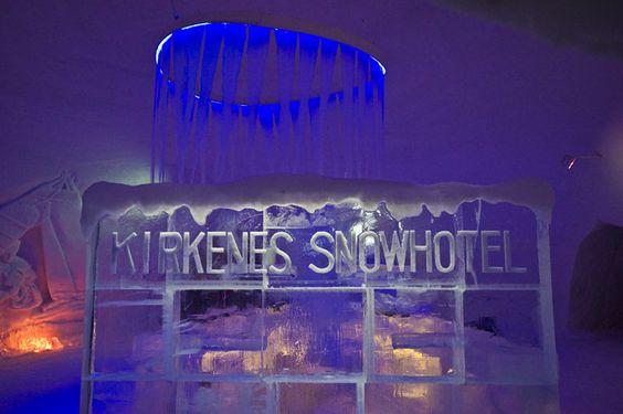 Kirkenes Snowhotel, Sandnesdalen 14, 9910 Bjørnevatn, Norwegen - Google-Suche