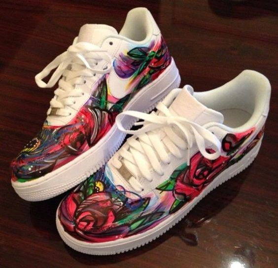 customise nike shoes