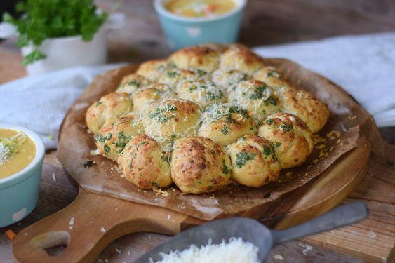 Parmesan Lauch Broetchensonne und Ofenmoehren Lauch Parmesan Suppe (8)