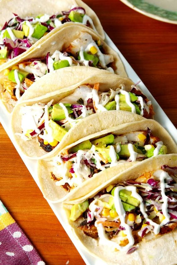 The Best Taco Recipes For Every Summer Party