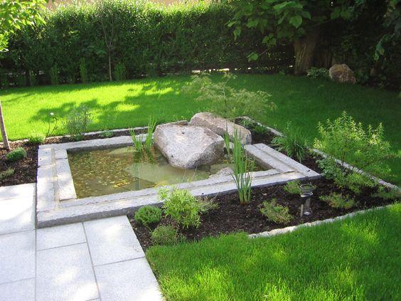 Lovely Reihenhaus | Garten | Pinterest | Garden Water Features, Water Features And  Garten