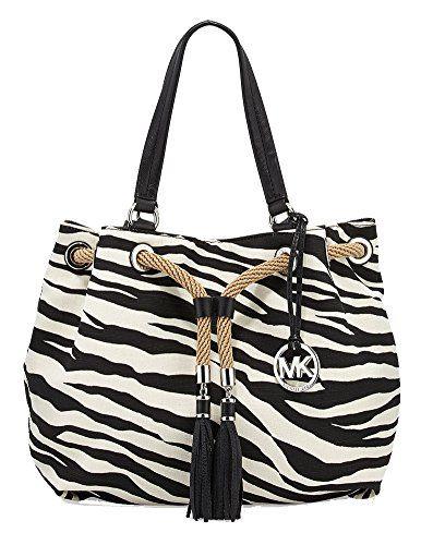 Michael Kors Tasche Zebra