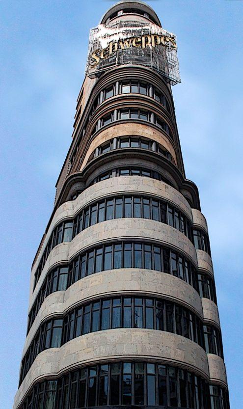 Mi edificio favorito a mi estilo :)
