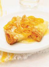 Crêpes Suzette aux kumquats Recettes
