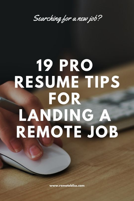 Remote Work Tips 31206