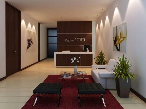 Sala De Estar Y Despacho ~ Sala de espera