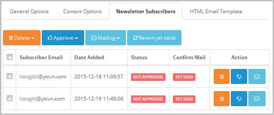 So Newsletter Custom Popup – Responsive OpenCart Module (OpenCart) | MG Themes
