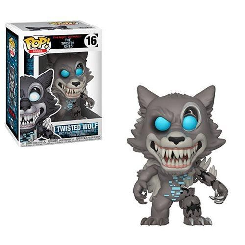 Funko Vinyl Five Nights at Freddy/'s Theodore Pop Twisted Ones