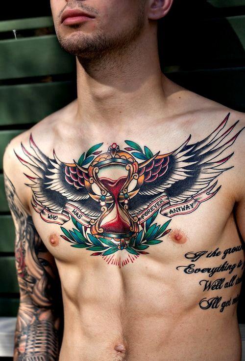 Foe Tattoo : tattoo, Tattoos, Ideas, Chest, Tattoos,, Tattoo, Piece