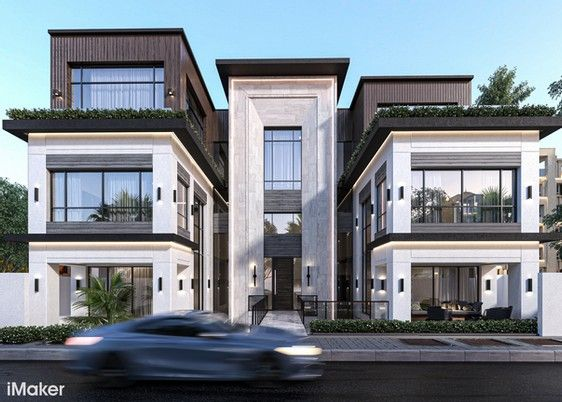 Asm Imaker Neoclassical Design Luxury Homes Dream Houses Contemporary House Design