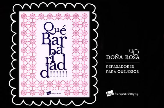 Doña Rosa - hps! harapos decyng