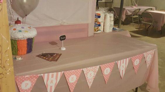 #pink #silver #birthdayparty #eventplanning #eventsbynatalia