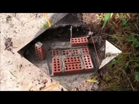 How to Build Brick Columns -
