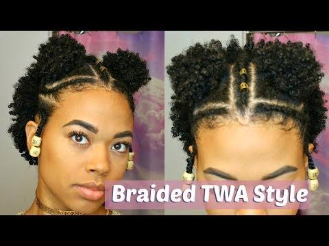 If You Re Feeling Bored With Your Hair Check Out Our New Twa Styles You Re Sure To Find One Short Natural Hair Styles Natural Hair Styles Easy Twa Hairstyles