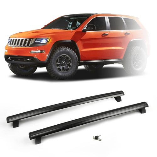 Roof Rack Cross Rails Bars Luggage Carrier E1 For Grand Cherokee 2011 2018 Luggage Carrier Roof Rack Grand Cherokee 2011