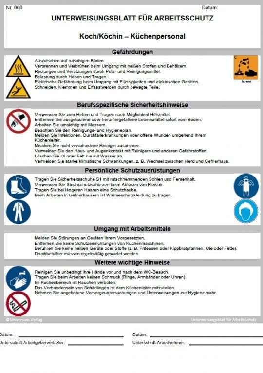 Lieblich Allgemeine Sicherheitsunterweisung Vorlage Unterweisung Vorlagen Brandschutz