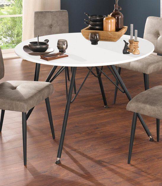 Esstisch Rund 100 Cm Durchmesser Tisch Esstisch Und Runder