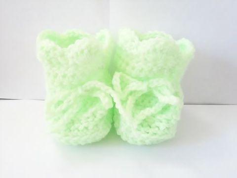 Süße selbst gehäkelte Babyschuhe <br>10.50 €<sup>*</sup><br>von nettl7
