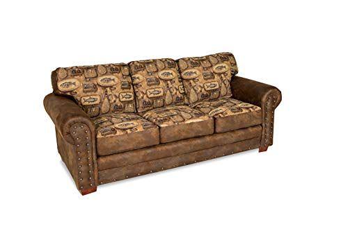 American Furniture Classics Model River Bend Sofa Brown American Furniture Furniture Sleeper Sofa