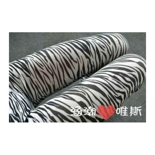 Legging zébré blanc et noir $20
