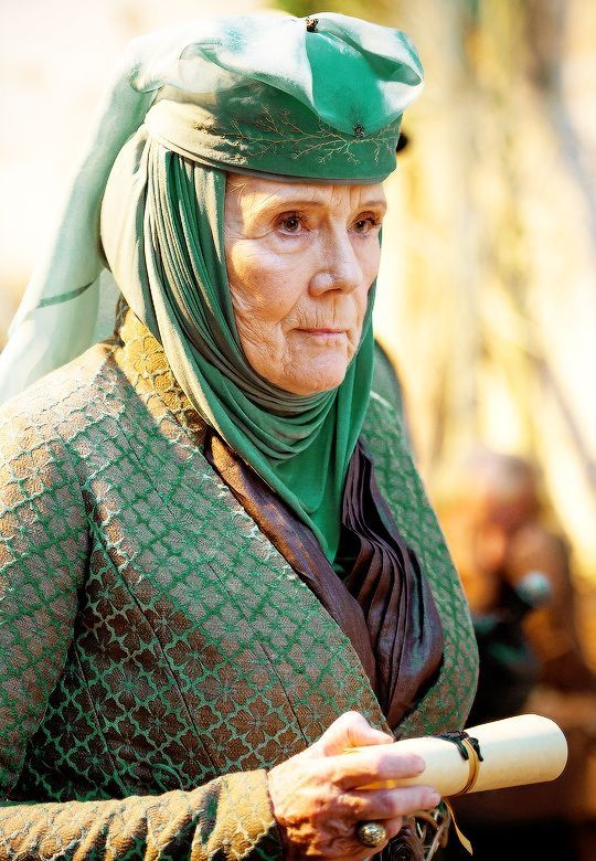 Gameofthrones Lady Olenna Tyrell Olenna Tyrell Game Of Thrones