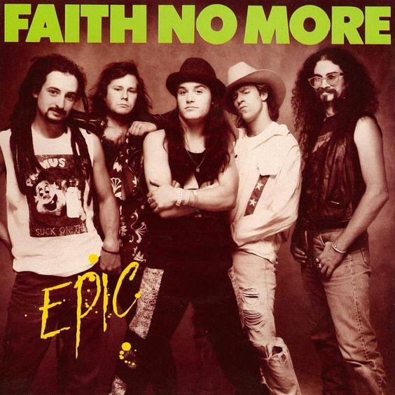 Faith No More – Epic (single cover art)
