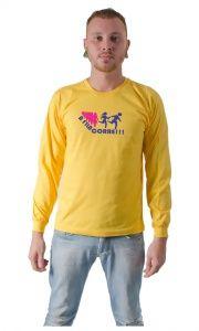 Camiseta A Fila Corre