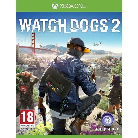 64.99 € ❤ Le #Jeu en précommande ! #WatchDogs2 - Jeu Watch Dogs 2 sur #XboxOne ➡ https://ad.zanox.com/ppc/?28290640C84663587&ulp=[[http://www.cdiscount.com/jeux-pc-video-console/xbox-one/watch-dogs-2-jeu-xbox-one/f-1030201-3307215966877.html?refer=zanoxpb&cid=affil&cm_mmc=zanoxpb-_-userid]]