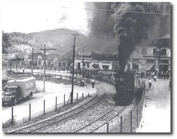 tramway da cantareira desativado em 10 novembro 1964